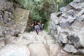 Smita_climbing_up_the_monkey_steps.jpg